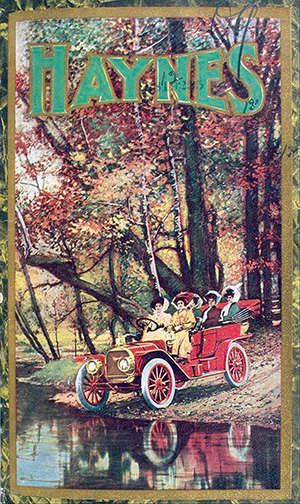 Classic car brochures and owners manuals the old car manual project 1909 haynes catalog publicscrutiny Gallery