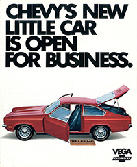 Classic car brochures and owners manuals the old car manual project 1971 chevrolet vega publicscrutiny Gallery