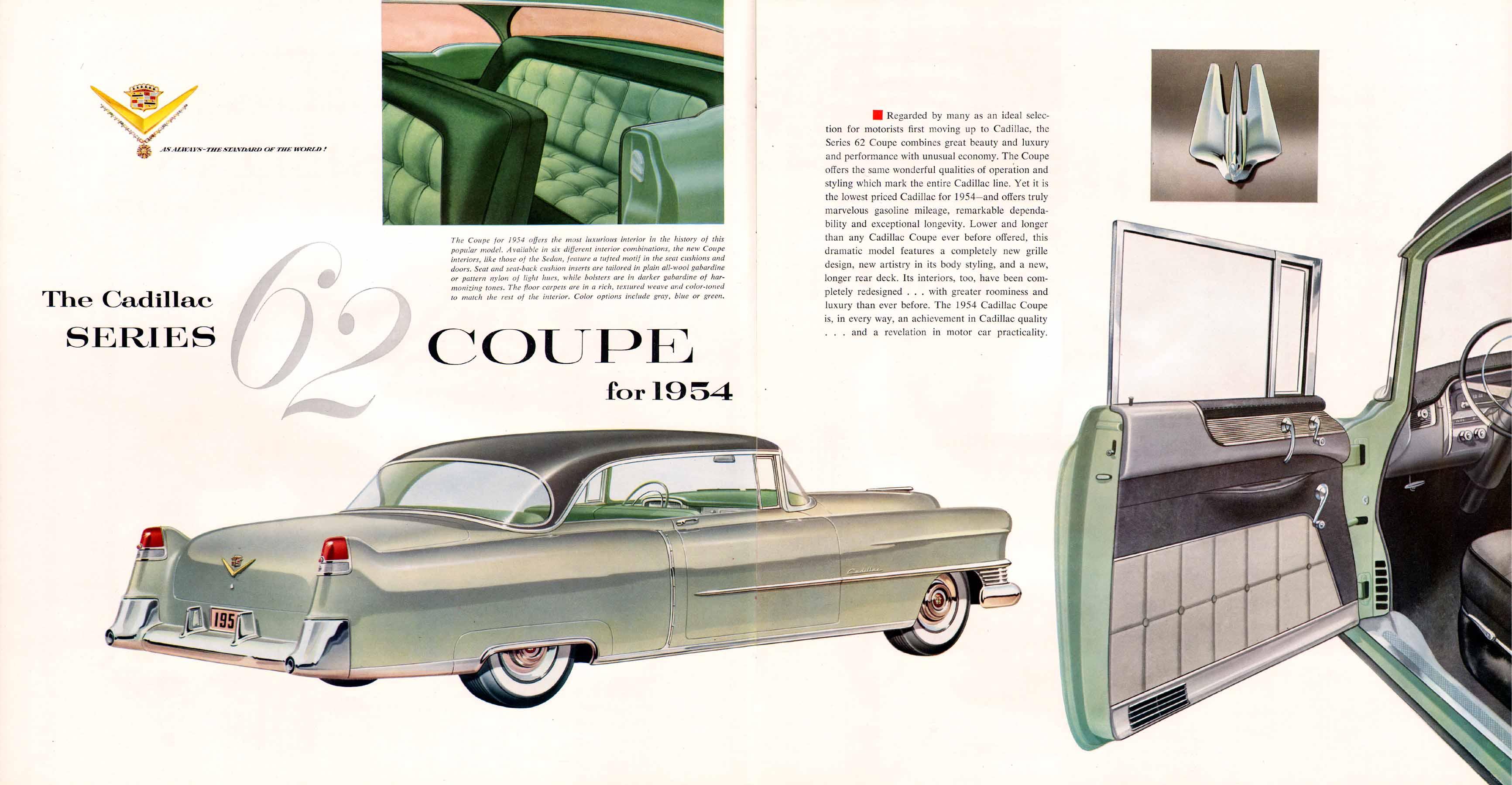 Image: 1954 Cadillac Brochure/1954 Cadillac Brochure-13-14