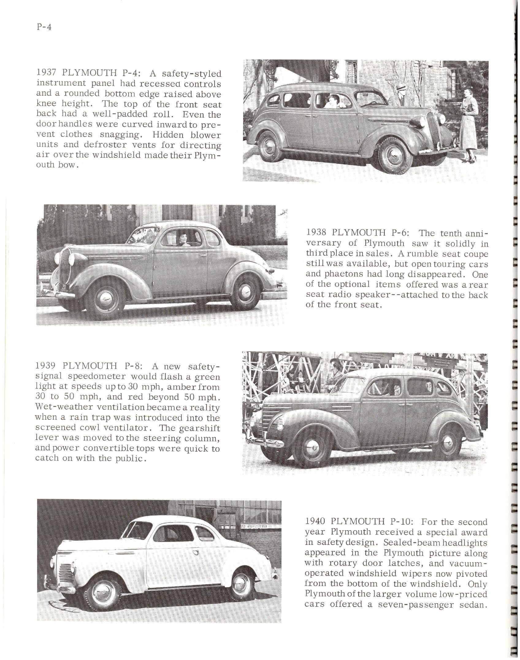 Image 1966 History of Chrysler Cars 1966 History Chrysler Cars P04
