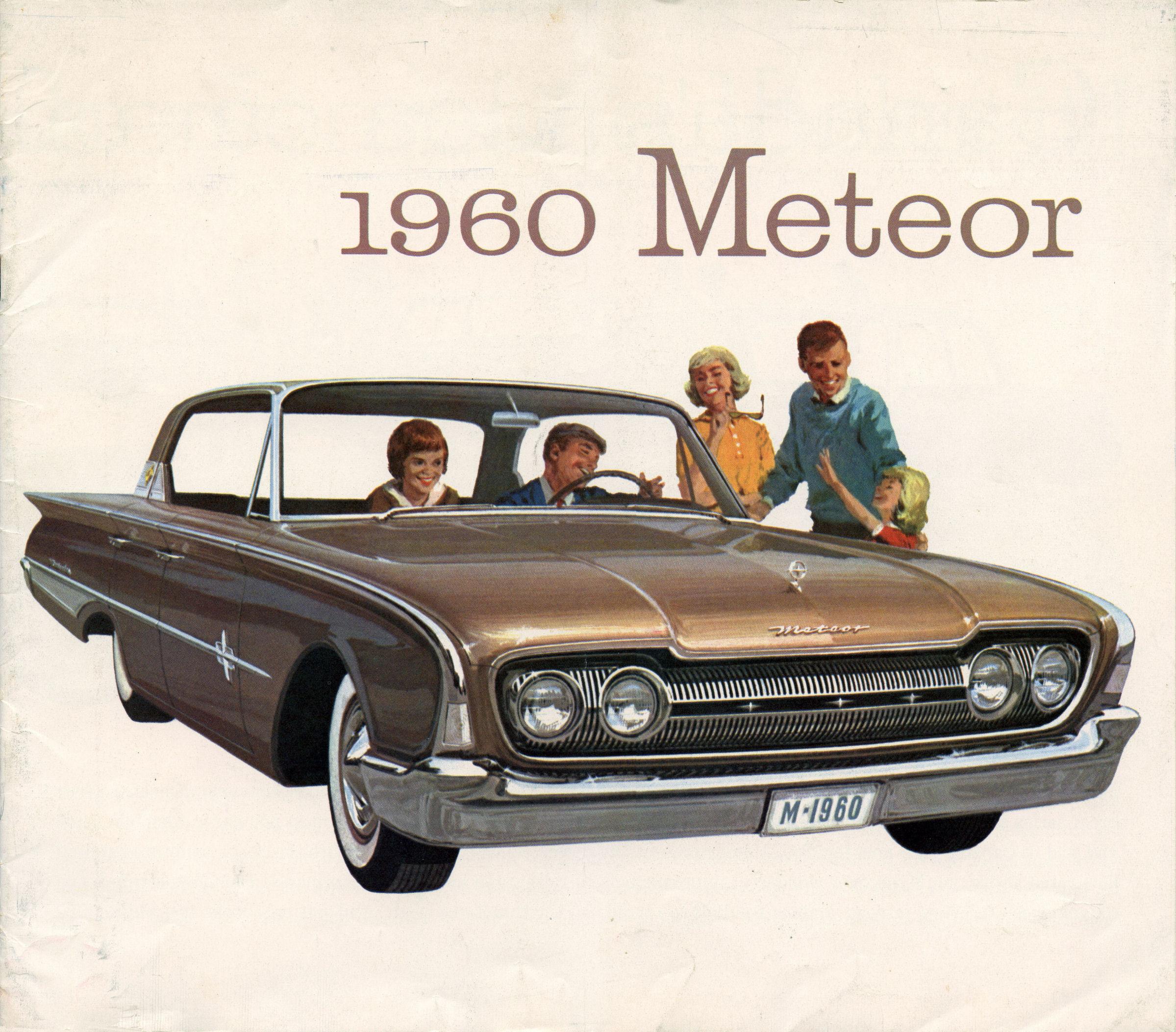 Image: 1960 Meteor Brochure/1960 Meteor-01