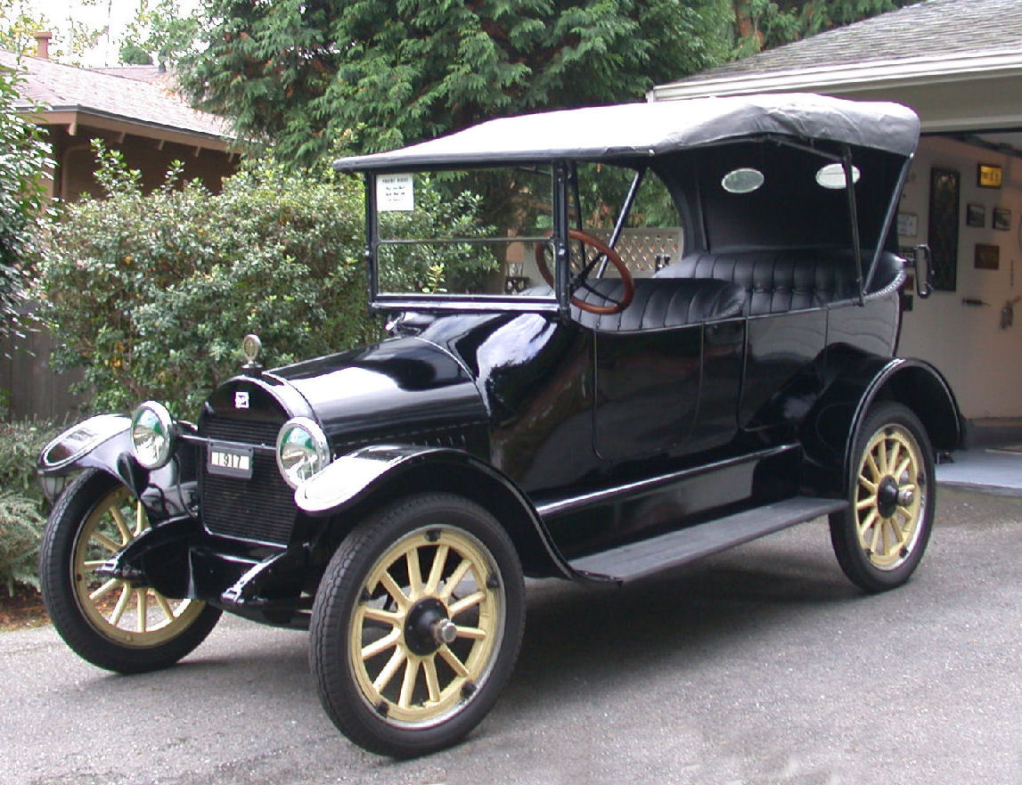 Old Car Dealers >> 1917 Buick