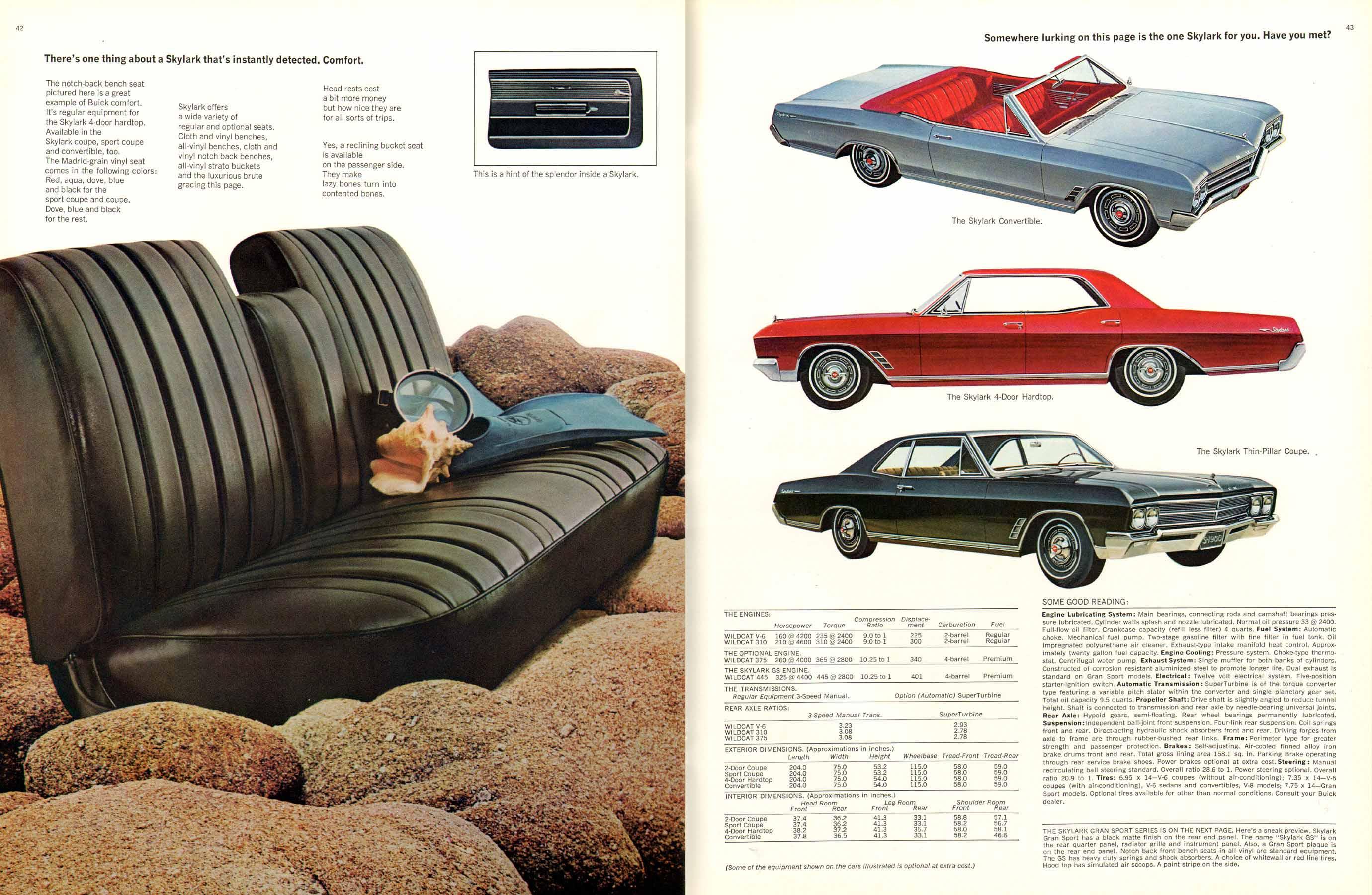 directory index buick 1966 buick 1966 buick prestige brochure. Black Bedroom Furniture Sets. Home Design Ideas