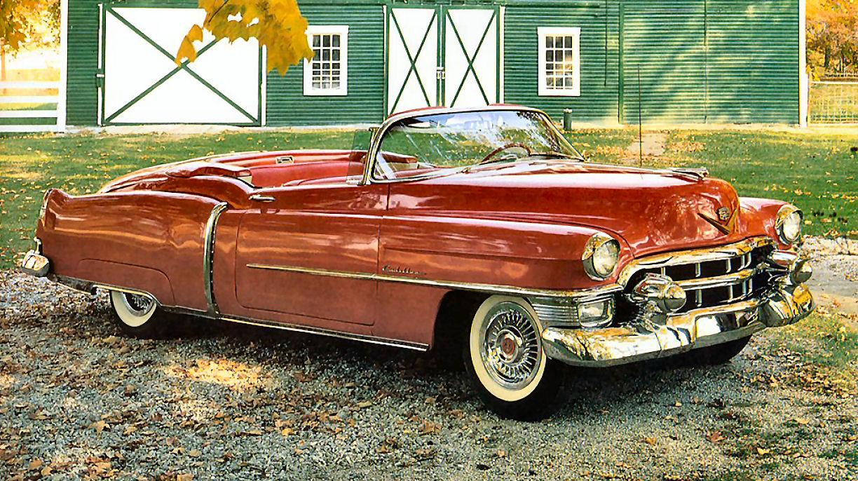 1953 Cadillac Brochures