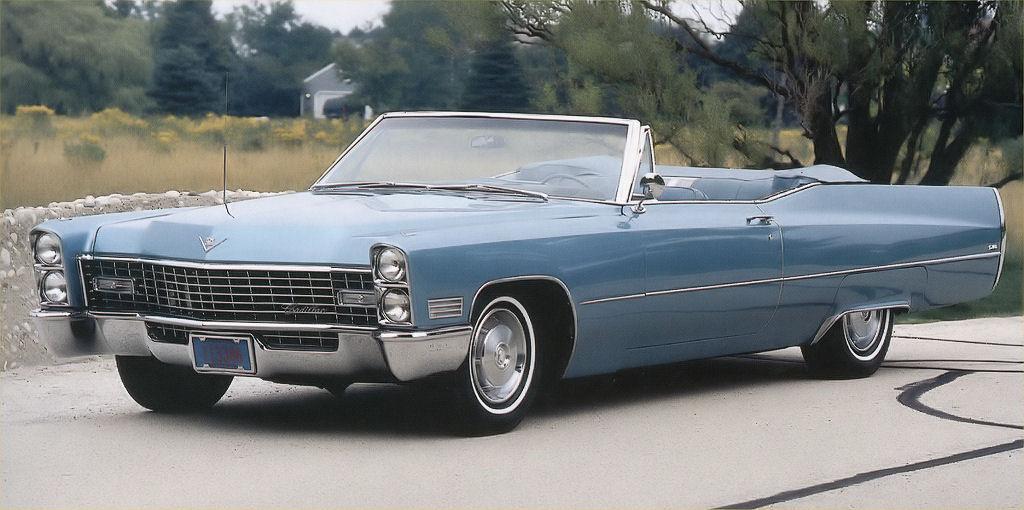 1967 Cadillac Brochrues