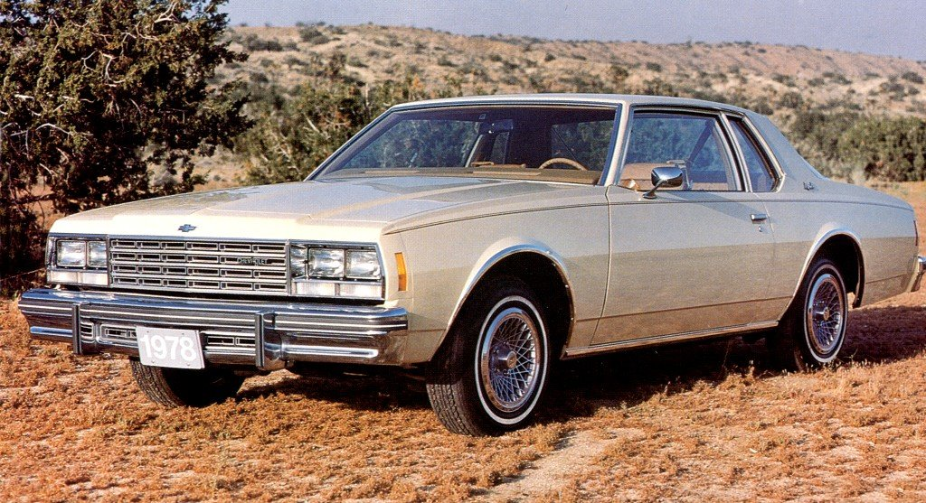 1978 Chevrolet Brochures