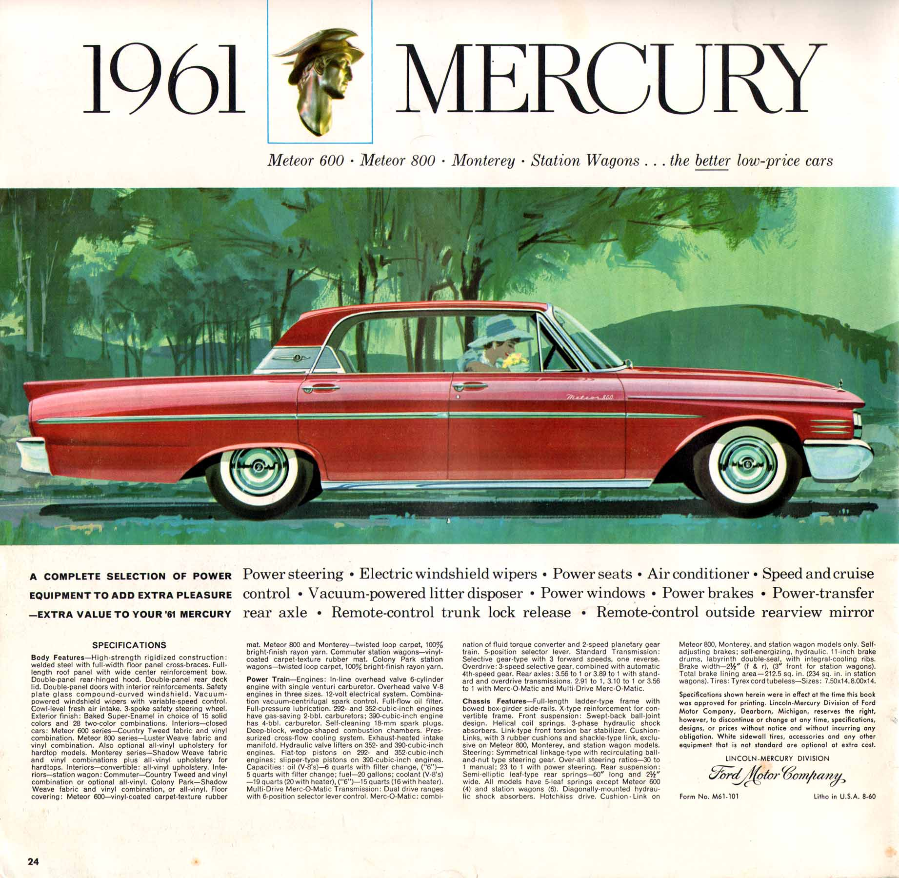 1961 Mercury Full Size-24