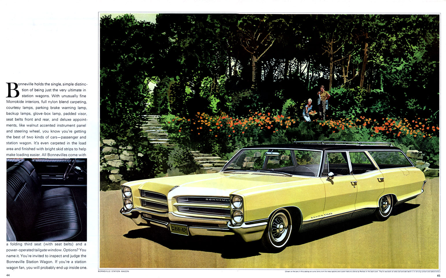 directory index pontiac 1966 pontiac 1966 pontiac prestige brochure. Black Bedroom Furniture Sets. Home Design Ideas