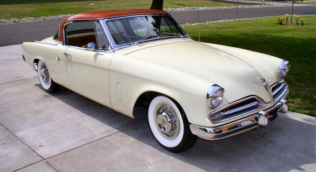 Old Car Dealers >> 1953 Studebaker